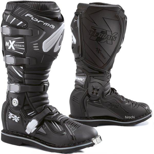 フォーマ FORMA オフロードブーツ TERRAIN TX 黒 39サイズ(25.0cm) 4950545116987 HD店