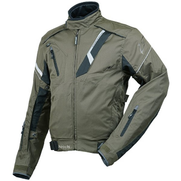 ラフ&ロード ウォーターシールド オールウェザー ジャケット オリーブ Lサイズ RR7213OV3 HD店