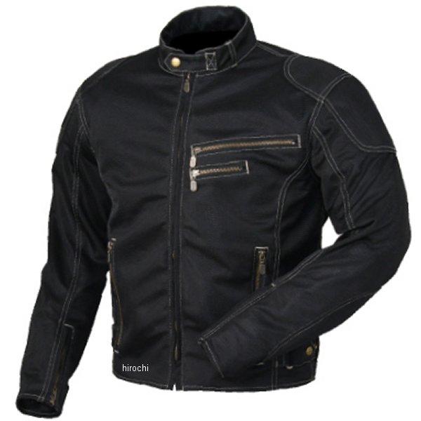 ラフ&ロード ライディング ZIP メッシュジャケット 黒 BLサイズ RR7313BKB3 HD店