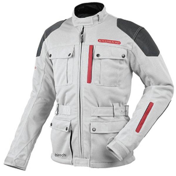 ラフ&ロード トレック メッシュジャケット シルバー/ガンメタ LLサイズ RR7327SV/GM4 HD店