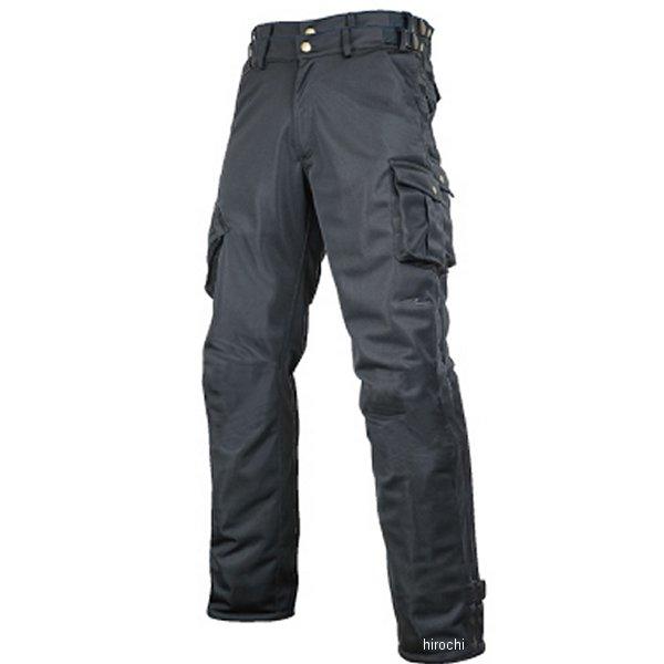 ラフ&ロード メッシュ カーゴパンツ ルーズフィット 黒 LWサイズ RR7505LFBK3 HD店