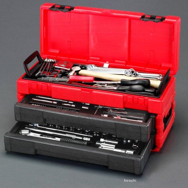 【メーカー在庫あり】 エスコ(ESCO) 103個組 機械修理用工具セット 000012002018 HD