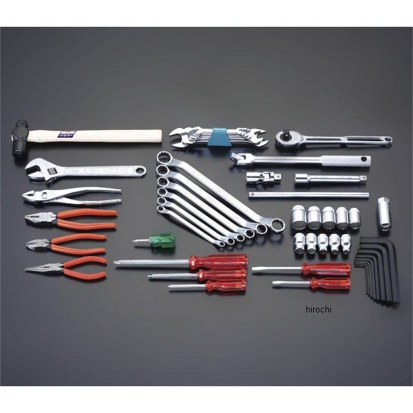 【メーカー在庫あり】 エスコ ESCO 48個組 工具セット 000012226576 HD店