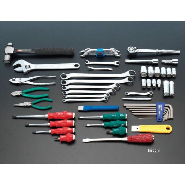 エスコ ESCO 56個組 工具セット 000012073604 HD店