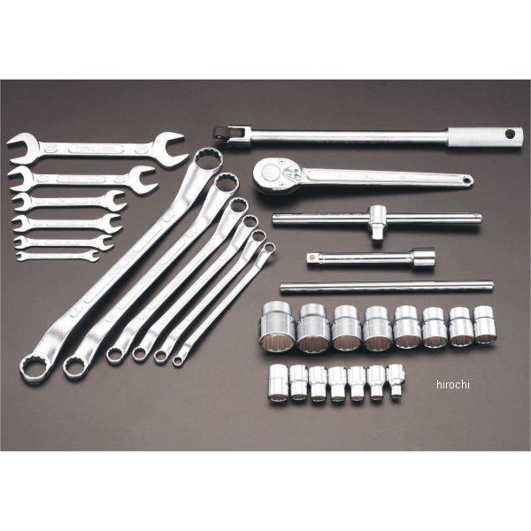 エスコ ESCO 33個組 工具セット 000012058128 HD店