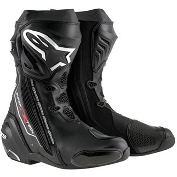 アルパインスターズ Alpinestars ブーツ Supertech-R 0015 黒 48サイズ 31.5cm 8051194746214 HD店
