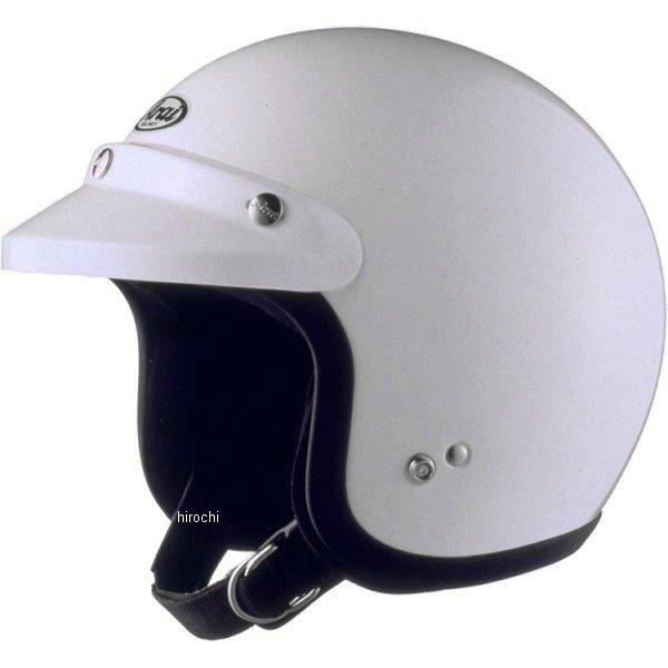 QJ-ABR-57 アライ Arai ヘルメット S-70 白 (59cm-60cm) 4530935010660 HD店