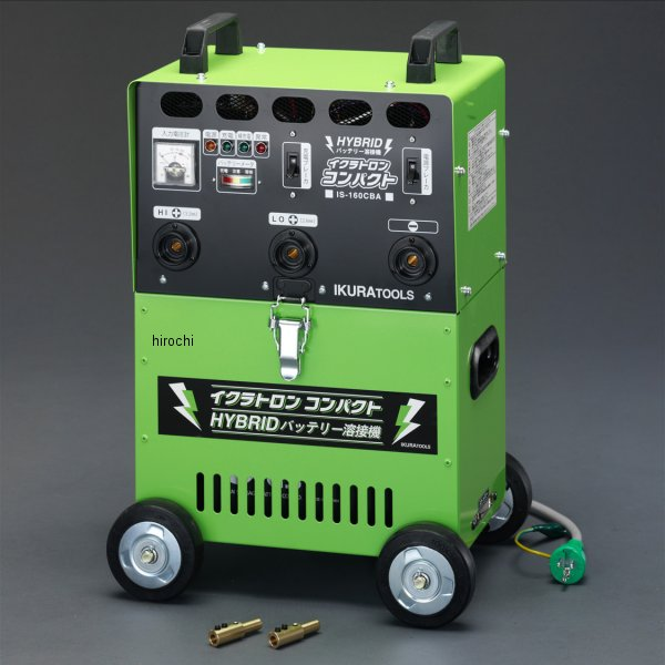 【メーカー在庫あり】 エスコ(ESCO) AC100V/90-155A 直流アーク溶接機バッテリー式 000012252586 HD