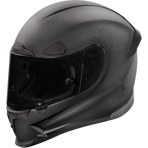 【USA在庫あり】 アイコン ICON フルフェイスヘルメット エアフレーム PRO ゴーストカーボン Lサイズ (59cm-60cm) 0101-8705 HD店