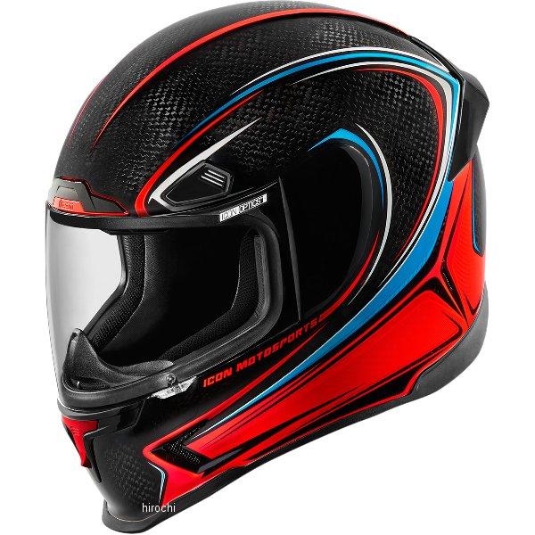 アイコン ICON フルフェイスヘルメット エアフレーム PRO カーボングローリー XXSサイズ (51cm-52cm) 0101-8709 HD店