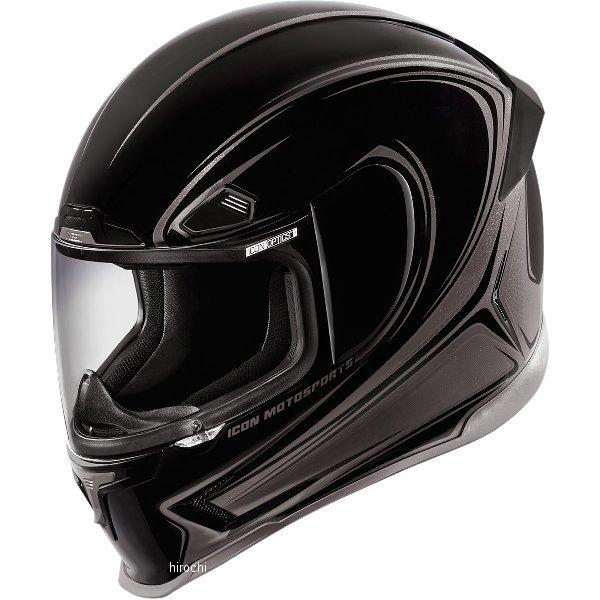 アイコン ICON フルフェイスヘルメット エアフレーム PRO 黒 Mサイズ (57cm-58cm) 0101-8719 HD店