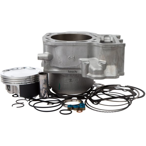 【USA在庫あり】 シリンダーワークス Cylinder Works シリンダーキット フロント ボア 85mm 15年以降 カワサキ KVF750 0931-0610 HD