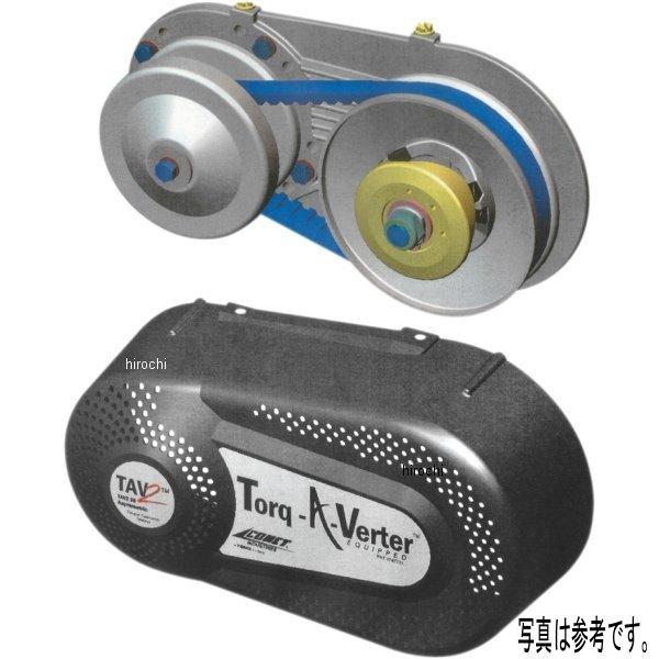 【USA在庫あり】 A コメティック COMETIC クラッチ TAV2 TORQ-A-VERTER 直径 1インチ ピッチ40 10丁 218355 HD店