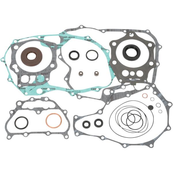 【USA在庫あり】 ムースレーシング MOOSE RACING コンプリートガスケット オイルシール付き 05年-06年 ホンダ TRX500FM Foreman S 4x4 0934-0709 HD店