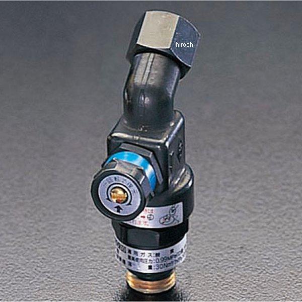 【メーカー在庫あり】 エスコ(ESCO) 乾式安全器(逆火防止器/酸素用) 000012010379 HD