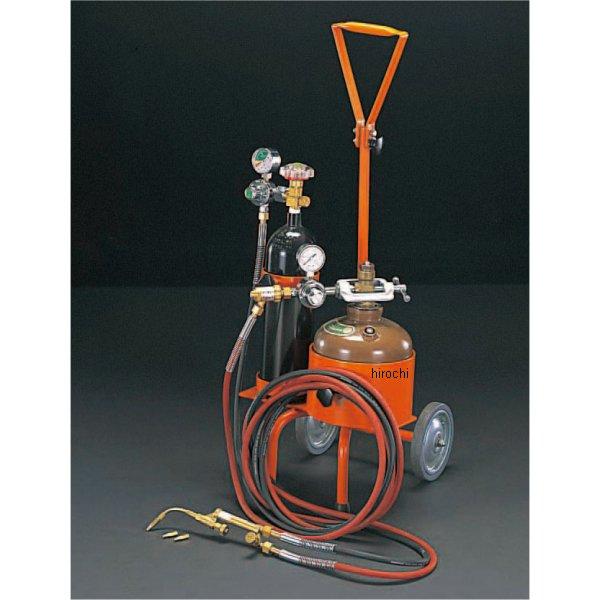 【メーカー在庫あり】 エスコ(ESCO) ミニ溶接器(アセチレン 酸素) 000012061122 HD