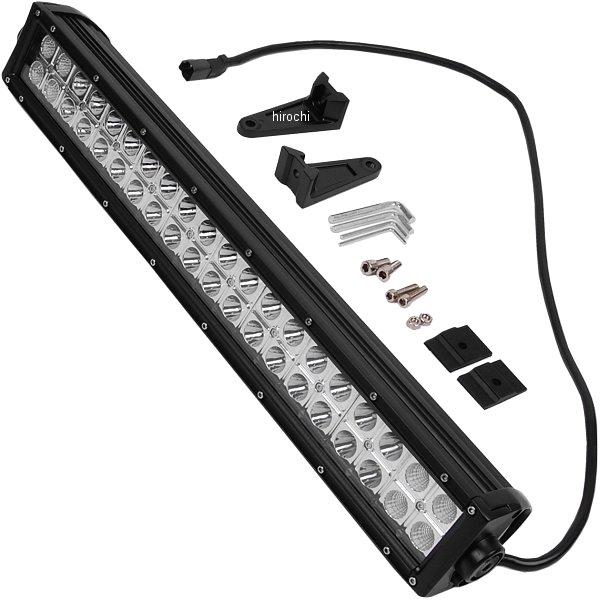 【USA在庫あり】 ブライトライツ Brite-Lites LEDライトバー 40個LED 120W 7400ルーメン (1個売り) 2001-0696 HD