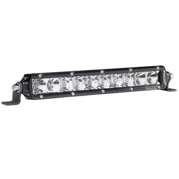 【USA在庫あり】 リジッドインダストリー Rigid Industries SRシリーズ LEDライトバー10個LED スポット投光配光 アンバー (1個売り) 2001-1021 HD