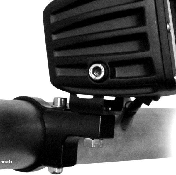 【USA在庫あり】 リジッドインダストリー Rigid LEDライト ブラケット パイプ径 25mm 1個売り 2001-1054 HD店