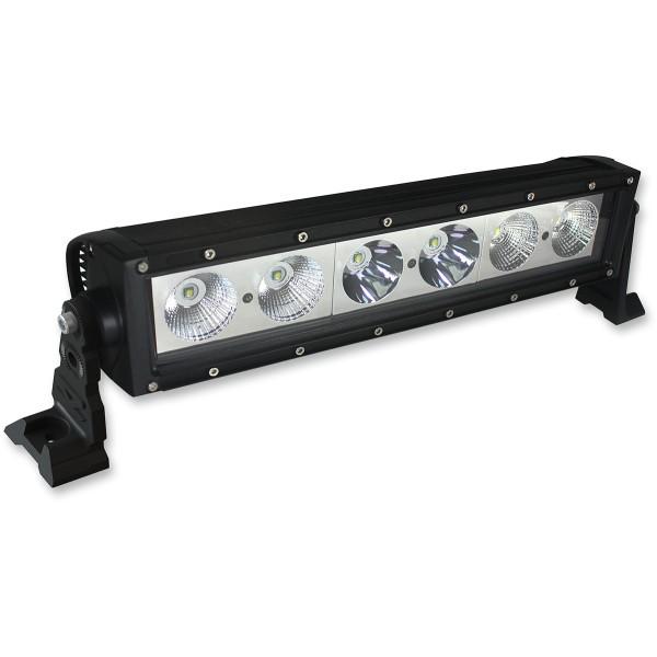 【USA在庫あり】 Seizmik LEDライトバー 60W 5400Lux 14インチ(356mm) 長さ x 3.4インチ(86mm) 幅 x 3.09インチ(78mm) 高さ 1個売り 2001-1082 HD店