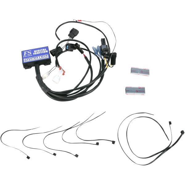 【USA在庫あり】 ダイナテック DYNATEK イグニッション FS システム 4プログラマブルタイミング 09年-12年 Arctic Cat 700i 2101-0317 HD