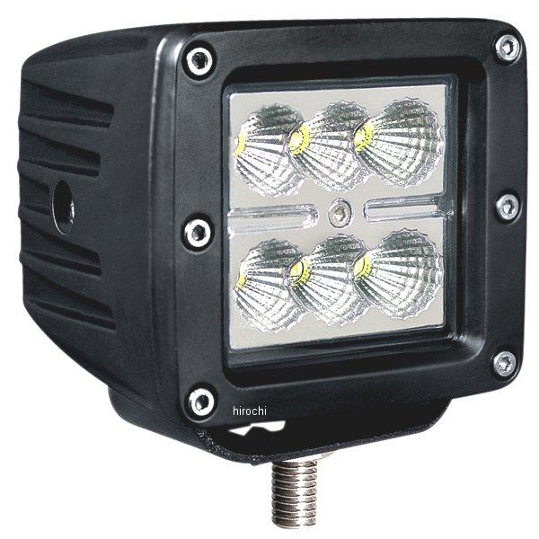 【USA在庫あり】 15-0845 Seizmik LEDライトバー 18W 3240Lux (1個売り) 150845 HD