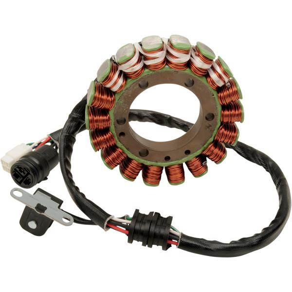 【USA在庫あり】 Rick's Motorsport Electrics ステーター コイル アッシー 00年-01年 ヤマハ YFM400 Kodiak 2x4 2112-0283 HD