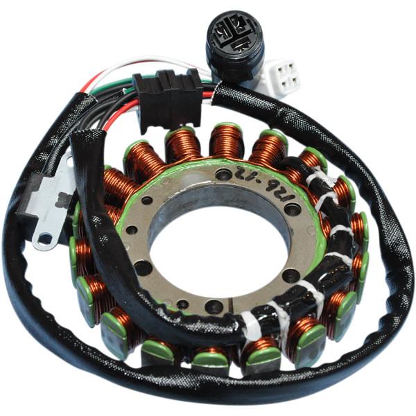 【USA在庫あり】 Rick's Motorsport Electrics ステーターコイルアッシー 07年-12年 ヤマハ YFM350 Grizzly 1個売り 2112-0434 HD店