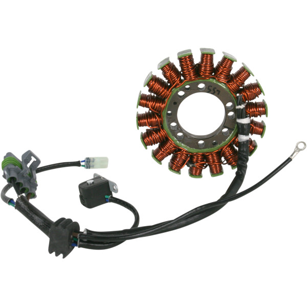 【USA在庫あり】 ムース MOOSE Utility Division レギュレータ レクチファイヤー 06年-10年 ポラリス Ranger500 4X4 EFI 1個売り 2112-0677 HD店