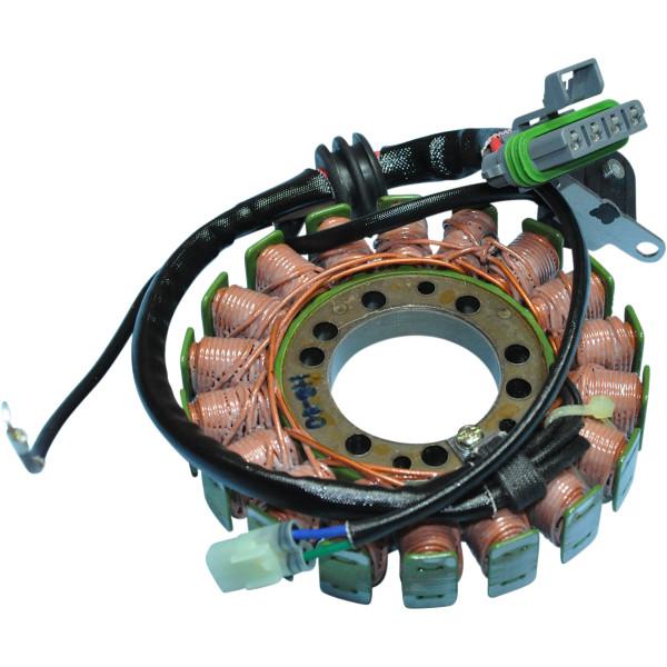 卸売 【USA在庫あり】 86-2457 Rick's RANGER 500 Motorsport Electrics ステーター コイル アッシー ステーター 06年-10年 ポラリス RANGER 500 4X4 EFI 862457 HD, アンド as:9634f9dd --- konecti.dominiotemporario.com