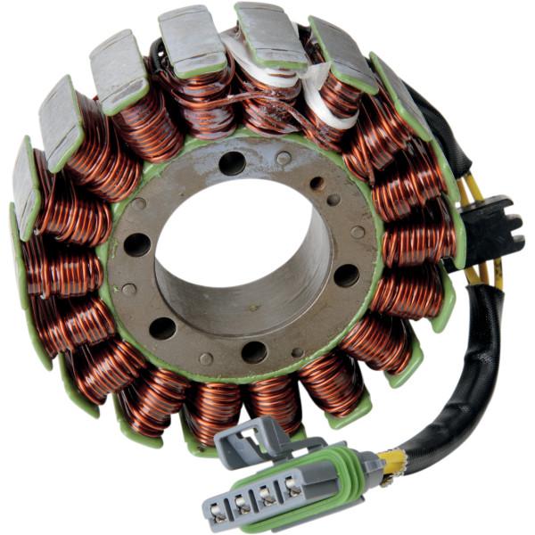 """【USA在庫あり】 86-2464 Rick""""s Motorsport Electrics ステーター コイル アッシー 06年-09年 ポラリス Ranger 700 4x4 EFI 862464 HD"""