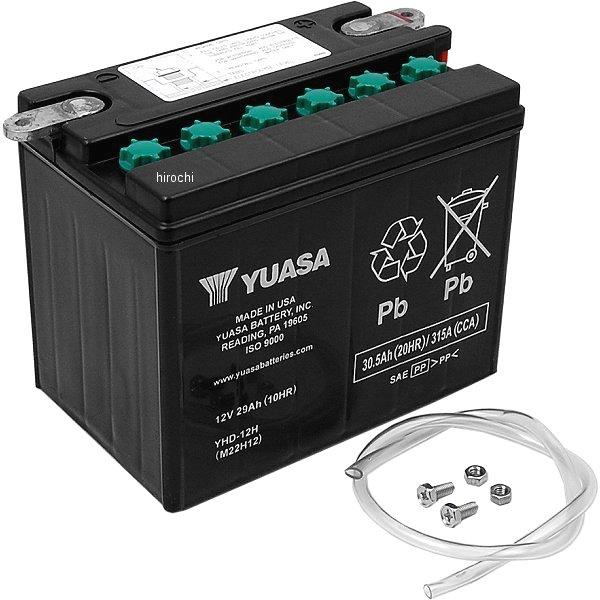 【USA在庫あり】 ユアサ バッテリー 開放型 H 581089 HD店
