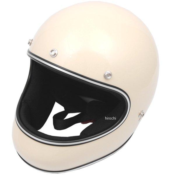 【メーカー在庫あり】 ダムトラックス DAMMTRAX ヘルメット AKIRA アイボリー L(59cm-60cm) 4560185904204 HD店