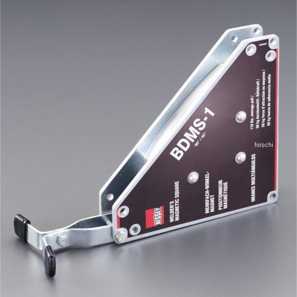 【メーカー在庫あり】 エスコ ESCO 203x203x41mm/45kg 溶接用支持マグネット 000012222328 HD