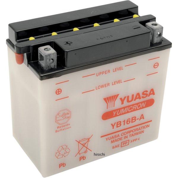 【USA在庫あり】 ユアサ バッテリー 開放型 YB30CL-B 581109 HD店
