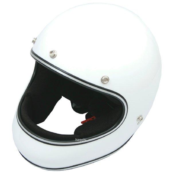 【メーカー在庫あり】 ダムトラックス DAMMTRAX ヘルメット AKIRA 白 L(59cm-60cm) 4560185904129 HD店