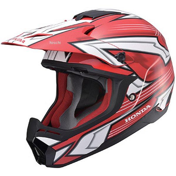 ホンダ純正 オフロードヘルメット XP913 CHARGER 赤/白 Lサイズ (59cm-60cm) 0SHTP-X913-R1 HD店