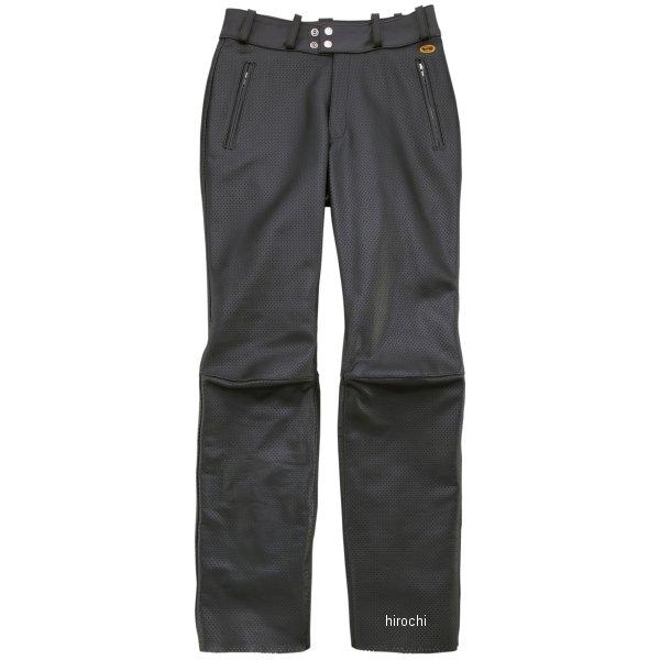ベイツ BATES パンチドホールレザーパンツ 黒 Lサイズ BAP-TT23P HD店