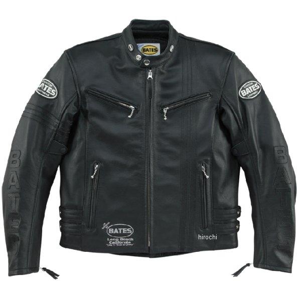 ベイツ BATES レザージャケット 黒 Lサイズ BAJ-141CS HD店