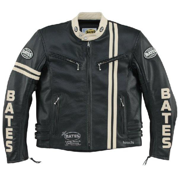ベイツ BATES レザージャケット アイボリー Lサイズ BAJ-141CS HD店