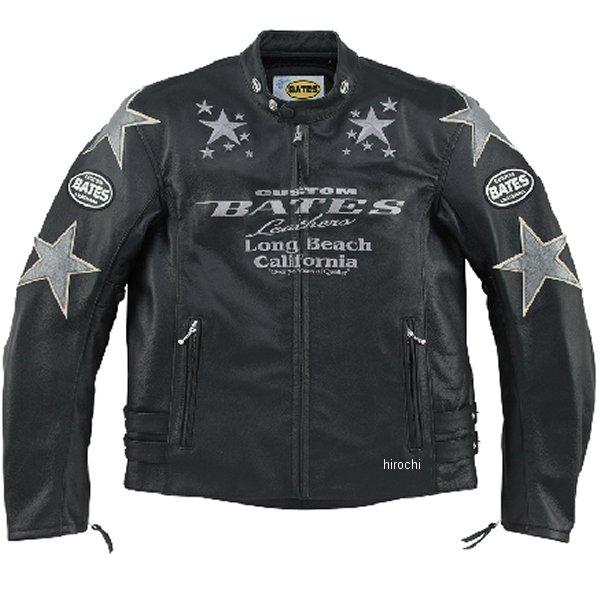 ベイツ BATES レザージャケット 黒 Lサイズ BAJ-142SP HD店
