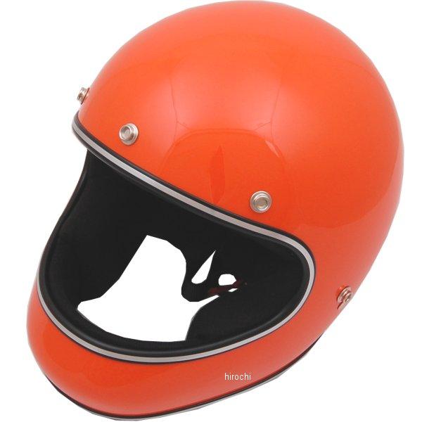 【メーカー在庫あり】 ダムトラックス DAMMTRAX ヘルメット AKIRA オレンジ L(59cm-60cm) 4560185904228 HD店
