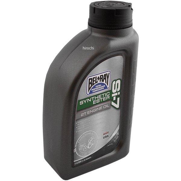USA在庫あり 人気ショップが最安値挑戦 ベルレイ [並行輸入品] BEL-RAY 100%化学合成 2スト エンジンオイル SI-7 3602-0054 HD店 1リットル