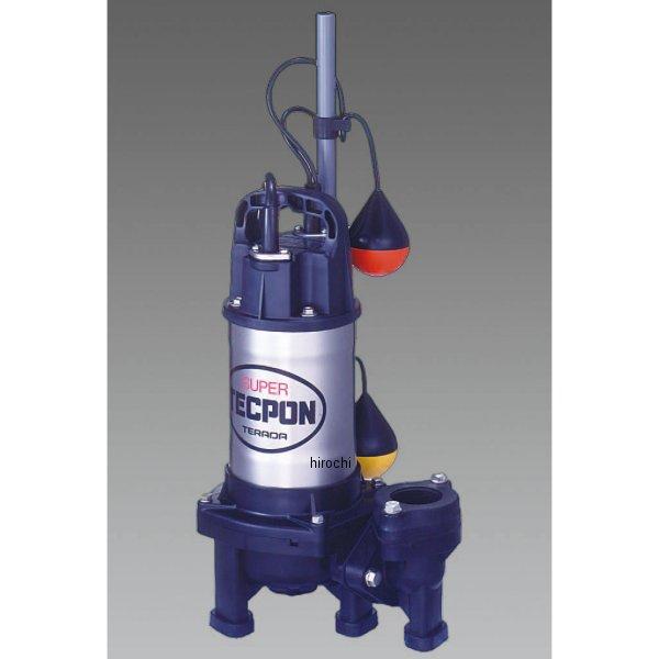 エスコ(ESCO) AC100V(50Hz)/50mm 水中ポンプ(汚物混入用) 000012224084 HD