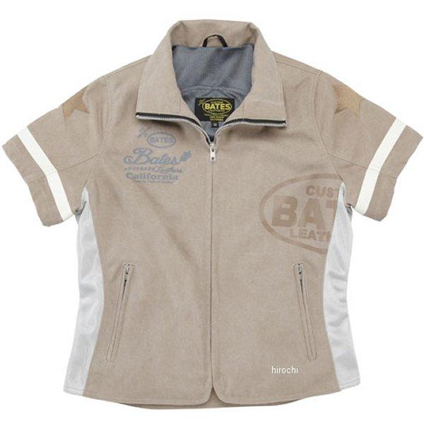 ベイツ BATES デニムシャツ レディース ライトブラウン Mサイズ BAJ-LT075D HD店