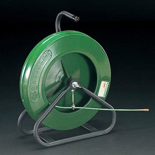 【メーカー在庫あり】 エスコ ESCO 4.8mmx76m フィッシュテープ(ファイバーグラス製) 000012015301 HD店