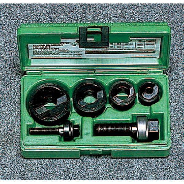 【メーカー在庫あり】 エスコ ESCO 22.5-43.2mm パンチセット 000012015360 HD店