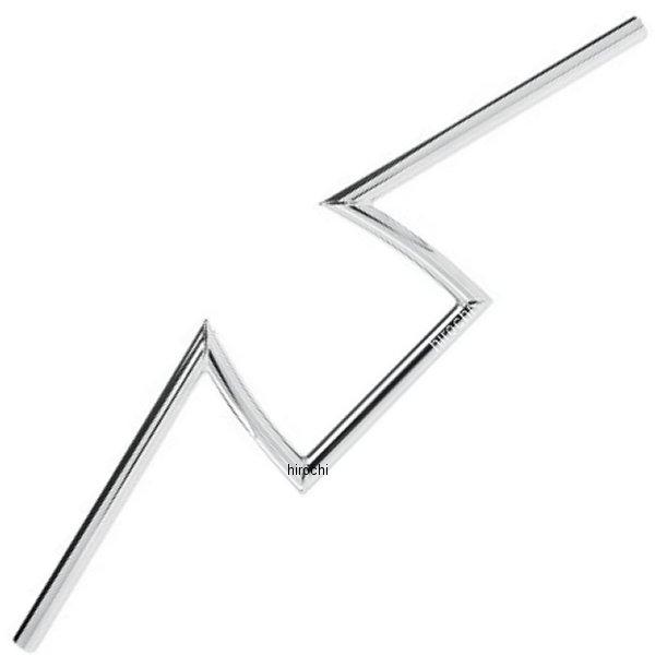 【USA在庫あり】 ビルトウェル Biltwell 7/8インチ ハンドルバー 5インチ キーストーン クローム 0601-2351 HD