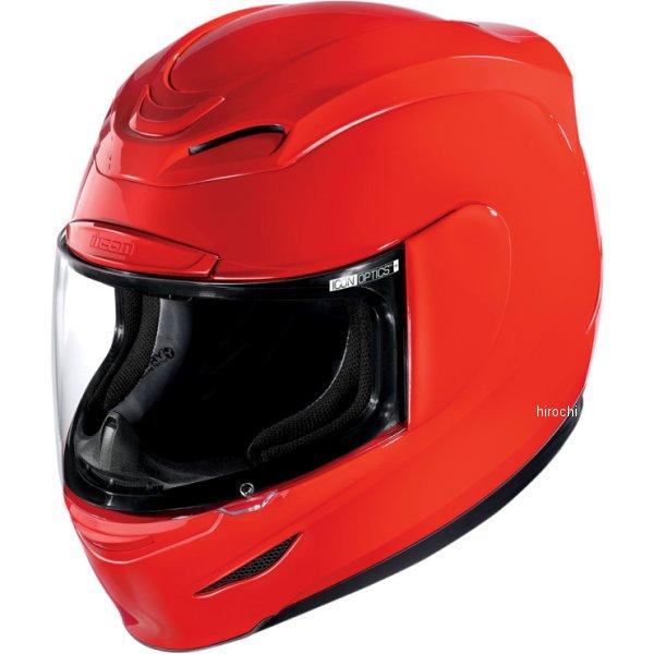 アイコン ICON フルフェイスヘルメット AIRMADA 赤 Sサイズ (55cm-56cm) 0101-5945 HD店