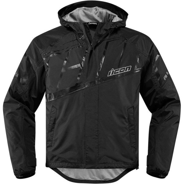 【USA在庫あり】 アイコン ICON JACKET PDX 2 BLACK SM 2854-0197 HD店